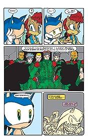 Sonic the Hedgehog #107