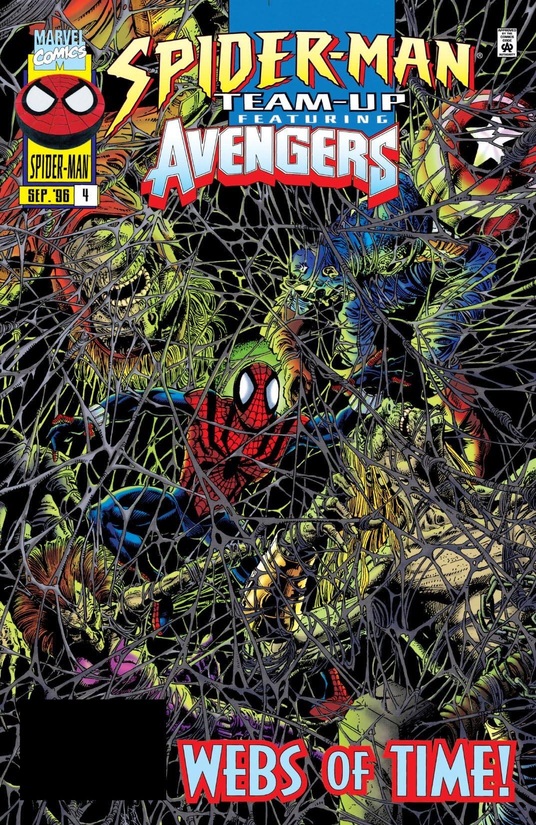 Spider-Man Team-Up (1995-1997) #4