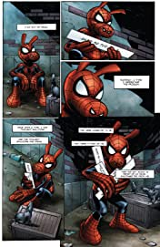 Ultimate Civil War: Spider-Ham (2007) #1