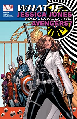 What If Jessica Jones Had Joined The Avengers? (2004) #1