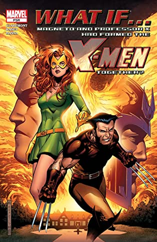 What If Magneto Had Formed The X-Men With Professor X? (2004) #1