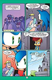 Sonic the Hedgehog #109