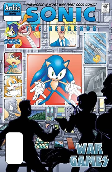 Sonic the Hedgehog #110