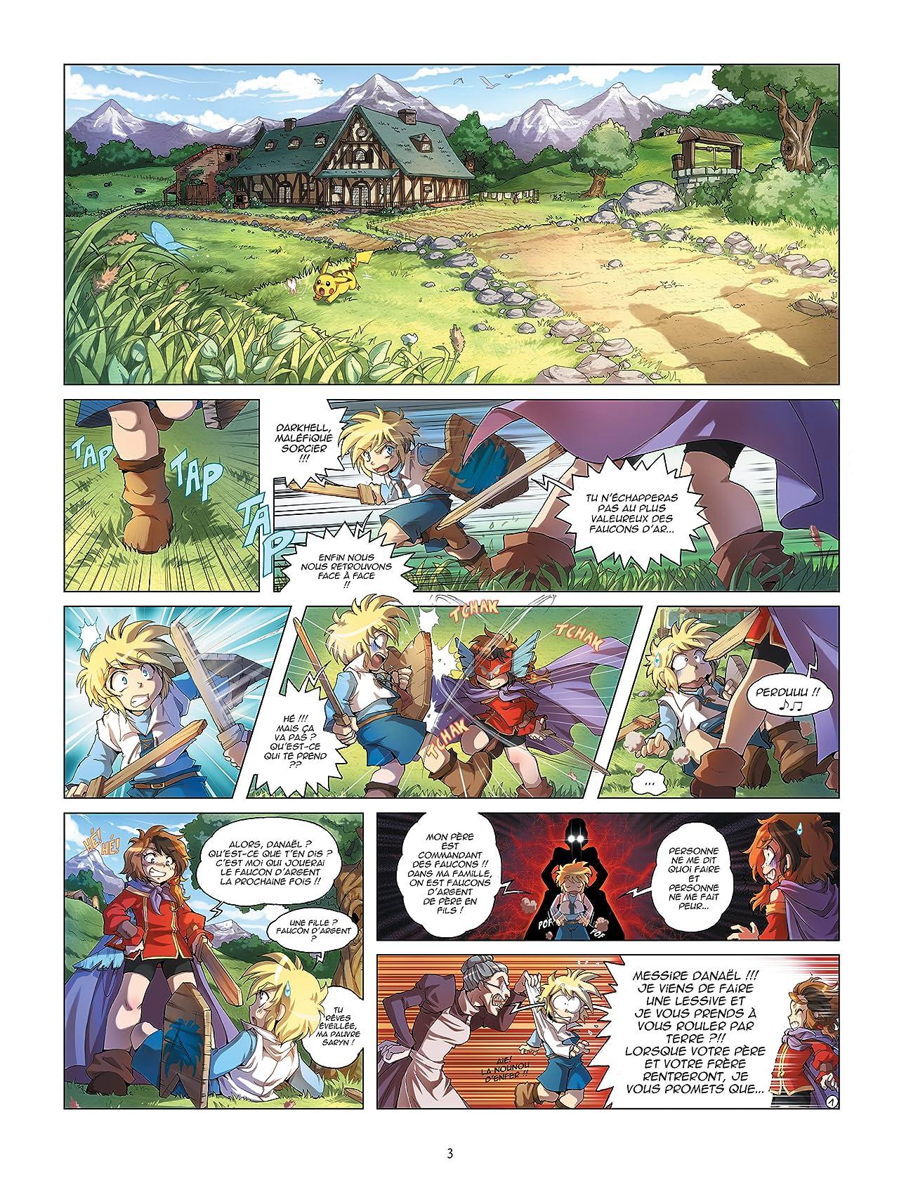 Les Légendaires - Origines Vol. 1: Danaël