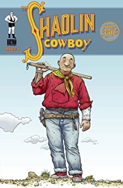 The Shaolin Cowboy #1