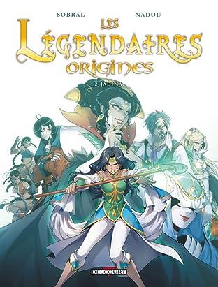 Les Légendaires - Origines Vol. 2: Jadina