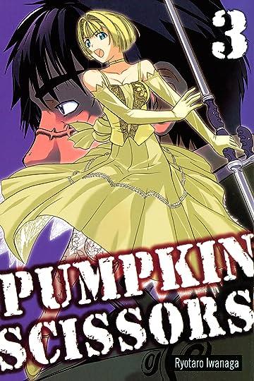 Pumpkin Scissors Vol. 3