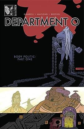 Department O #1