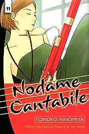 Nodame Cantabile Tome 11
