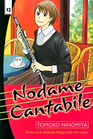 Nodame Cantabile Vol. 12