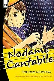 Nodame Cantabile Tome 13