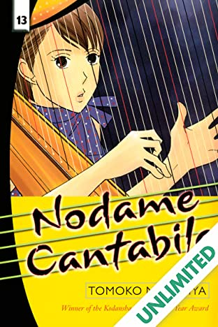 Nodame Cantabile Vol. 13