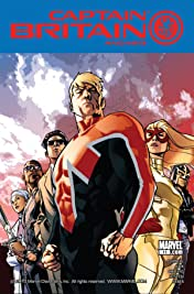Captain Britain and MI: 13 #11