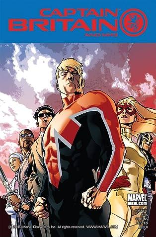 Captain Britain and MI: 13 #11