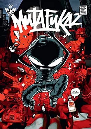 Mutafukaz Tome 1: Dark Meat City