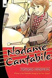 Nodame Cantabile Tome 14