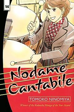 Nodame Cantabile Vol. 14