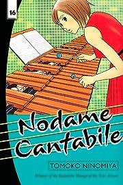 Nodame Cantabile Tome 16