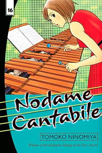 Nodame Cantabile Vol. 16