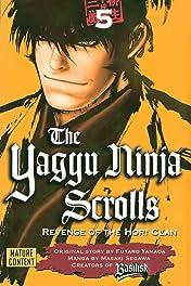 Yagyu Ninja Scrolls Vol. 5