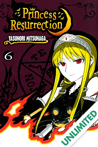 Princess Resurrection Vol. 6