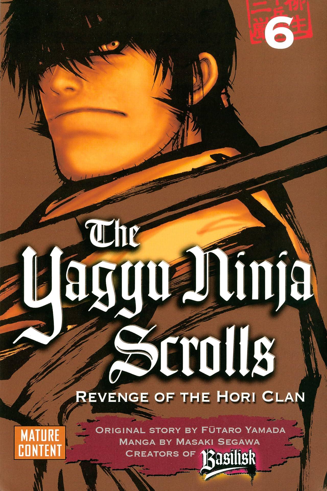 Yagyu Ninja Scrolls Vol. 6