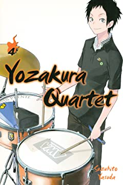 Yozakura Quartet Vol. 4