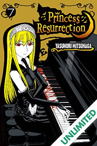 Princess Resurrection Vol. 7