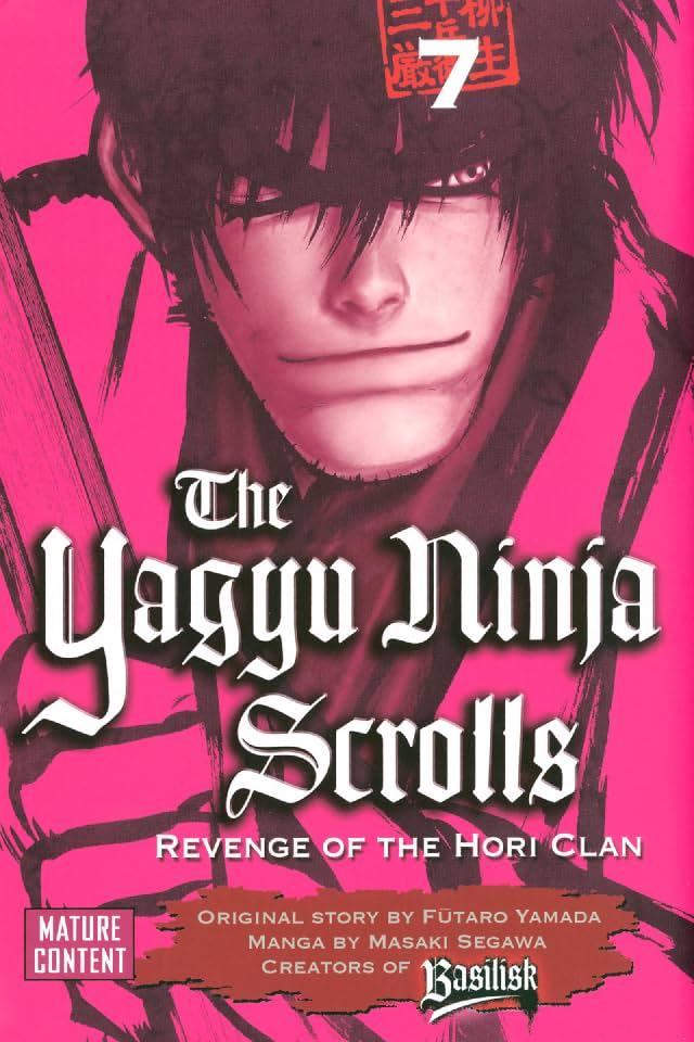 Yagyu Ninja Scrolls Vol. 7
