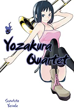 Yozakura Quartet Vol. 5