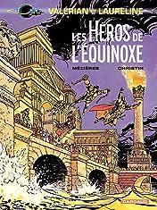 Valérian Vol. 8: Les Héros de l'équinoxe