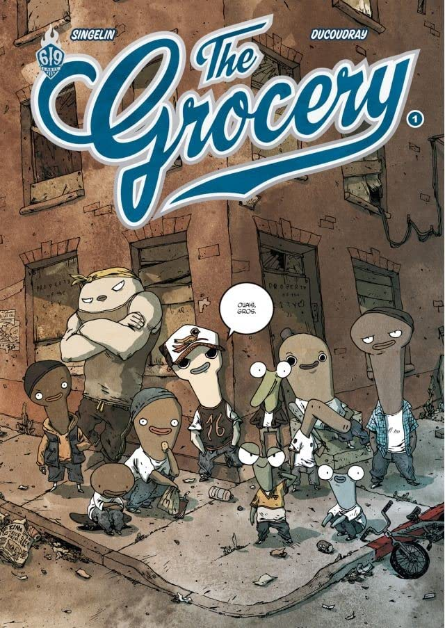The Grocery Vol. 1