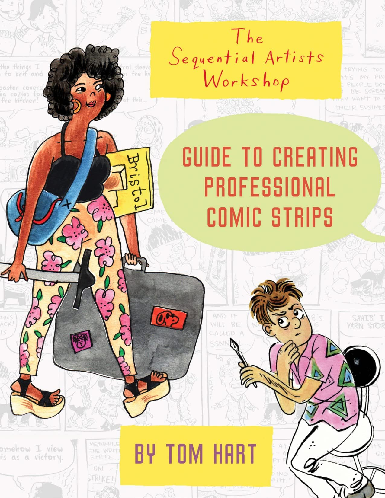 Sequential Artists Workshop Guide to Creating Professional Comic Strips