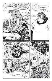 Motor Girl #1