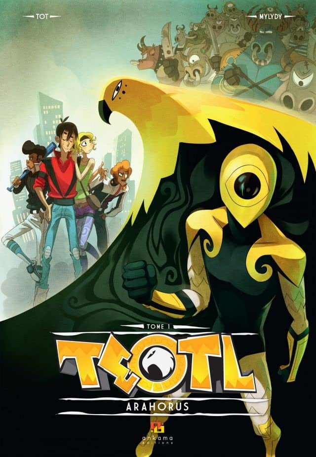 Teotl Vol. 1: Arahorus