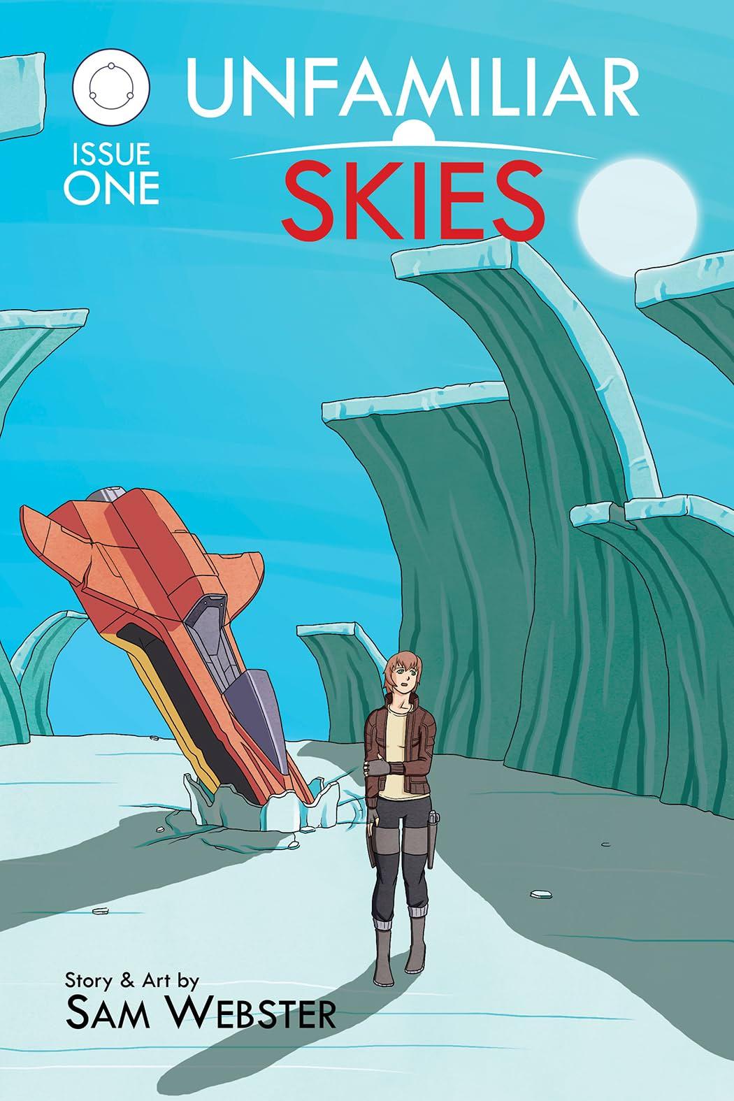 Unfamiliar Skies #1