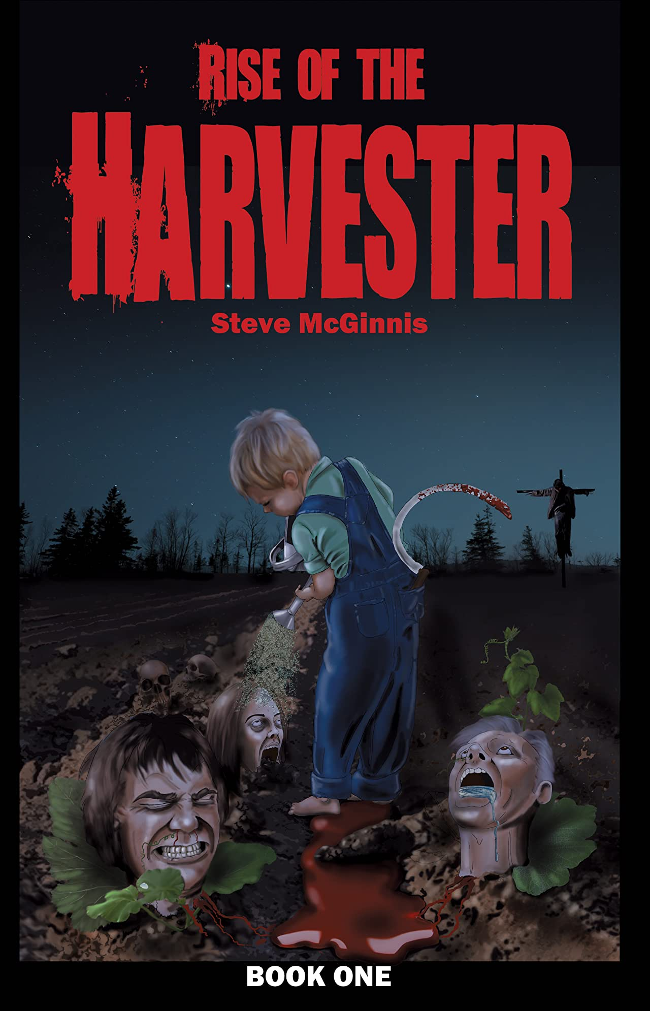 Rise of the Harvester: Book One