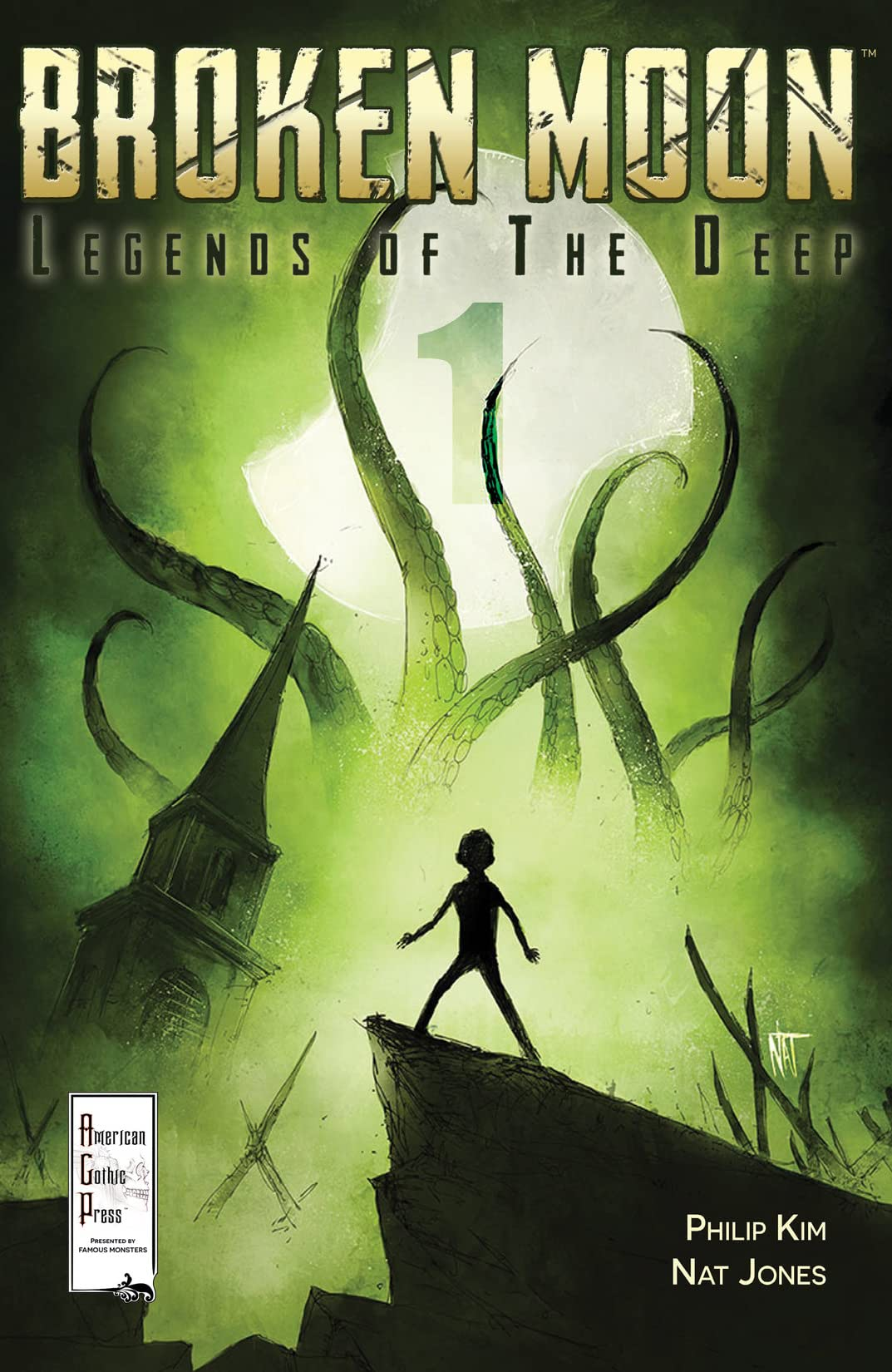 Broken Moon: Legends of the Deep #1