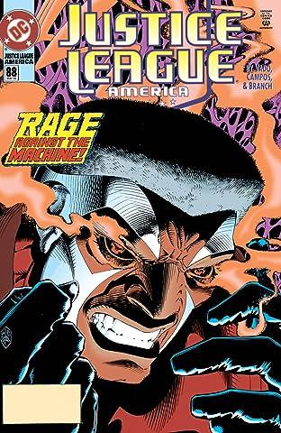 Justice League America (1987-1996) #88