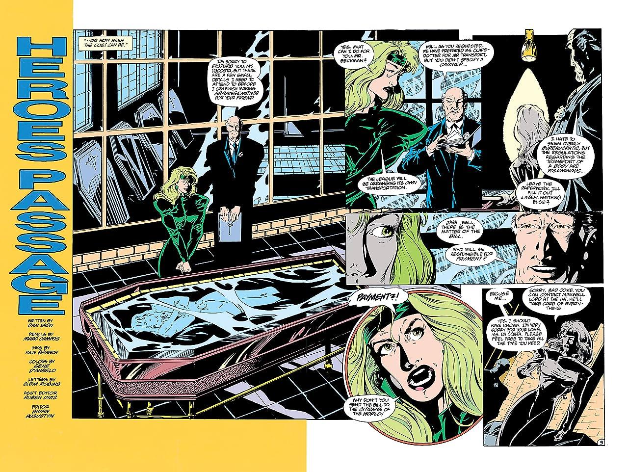 Justice League America (1987-1996) #91