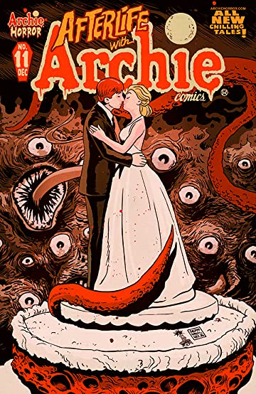 Image result for Archie Horror