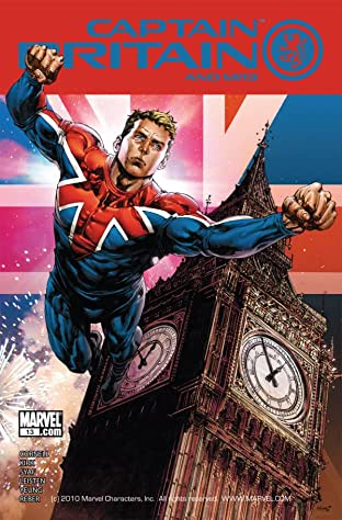 Captain Britain and MI: 13 No.13