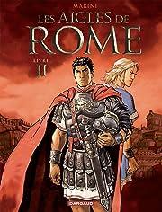 Les Aigles de Rome Tome 2: Livre II