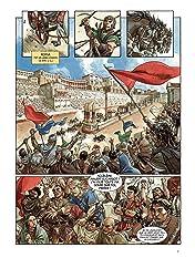 Les Aigles de Rome Vol. 2: Livre II