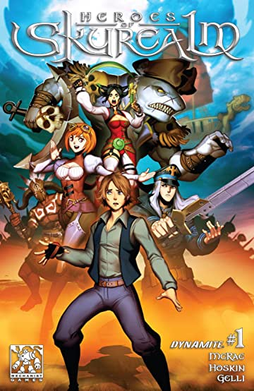 Heroes Of Skyrealm Vol. 1 #1