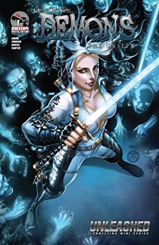 Grimm Fairy Tales: Demons: The Unseen #1 (of 3)