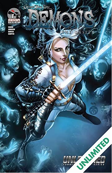 Unleashed: Demons the Unseen #1 (of 3)