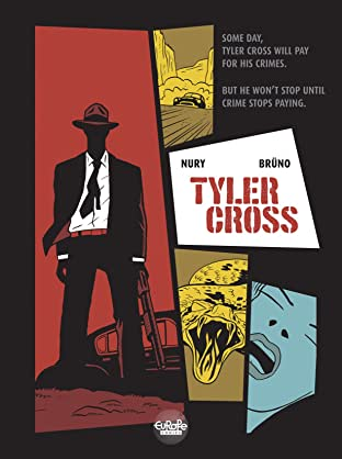 Tyler Cross Vol. 1: Black Rock