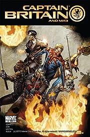 Captain Britain and MI: 13 #15