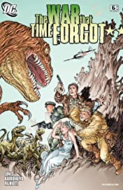 The War That Time Forgot (2008-2009) #6